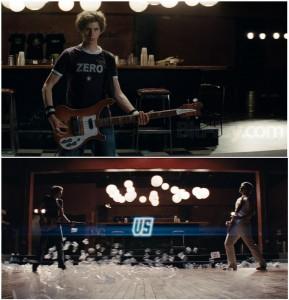 Bass Battle!  Music + Fighting = Awesomesauce!