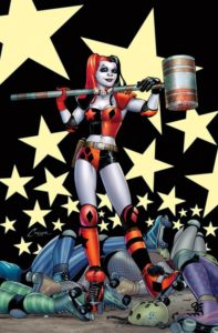 Harley Quinn New 52 Solo Series