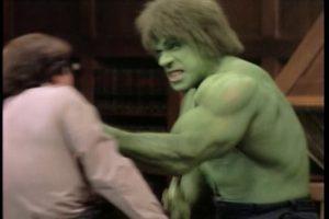 Lou Ferigno IS The Hulk!