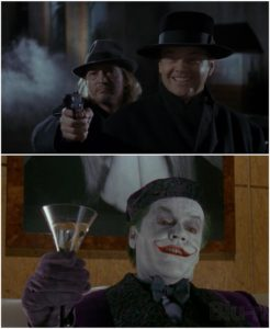 Jack Nicholson was born to play this role!