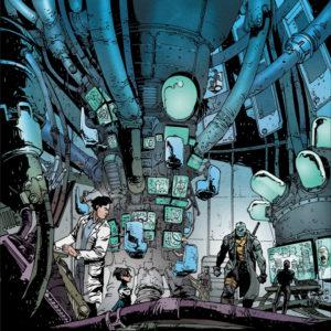 Frankenstein computer room
