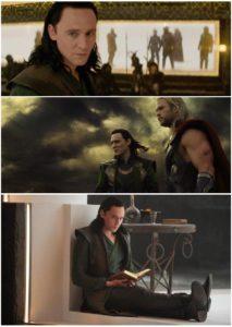 Loki steals the show!