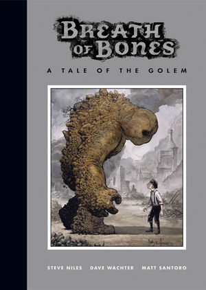 Breath of Bones TPB Cover