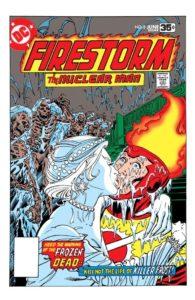 Killer Frost Firestorm #3