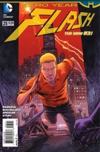 the flash 25