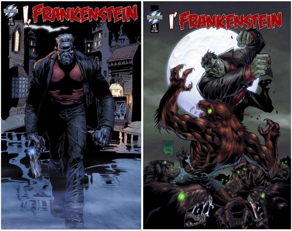 Movie Mondays: I, Frankenstein | ComicAttack