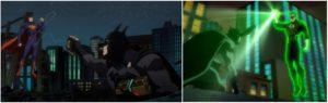 Batman may be human, but he's still Batman!
