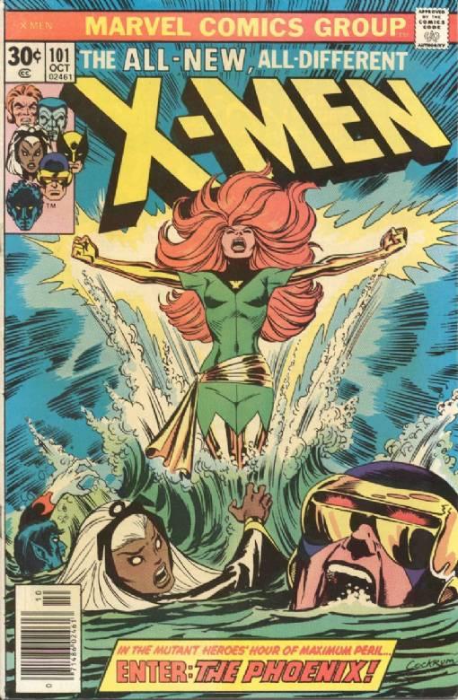 X-Men#101