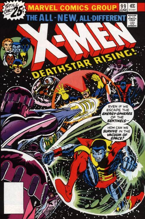 X-Men#99