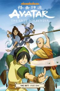 Avatar The Rift 1
