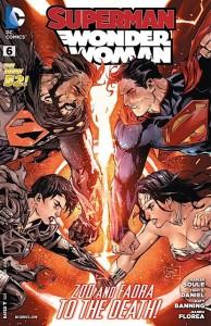 Superman-Wonder Woman #6