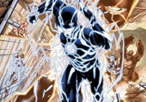 Wally West New 52