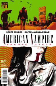 american vampire vol2 1