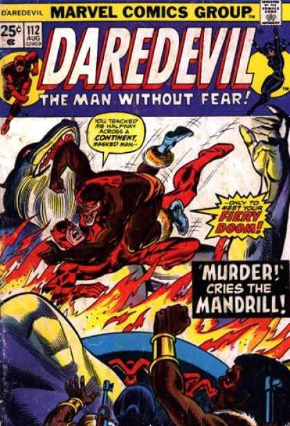 Mandrill#2
