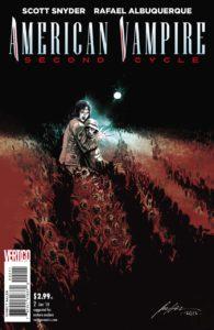 american vampire vol 2 #2