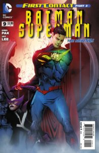 batman superman 9