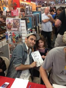 007 Free Comic Book Day with Papa 5-3-2014 Collector's Paradise