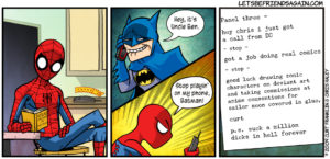LBFA Bats and Spidey call 2009-03-17