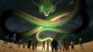 Gathering the 7 Dragon Balls!