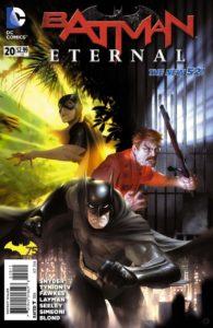 batman eternal 20