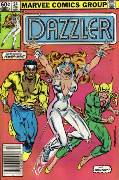 Dazzler#7