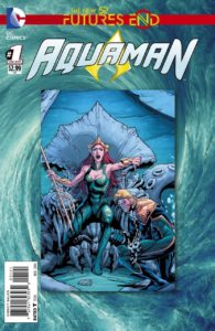 aquaman future's end 1