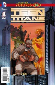 teen titans futures end