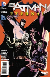 batman eternal 32