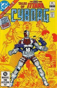 Cyborg cover