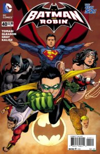 batman and robin 40