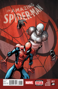 amazing spiderman 17
