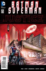 batman superman 22