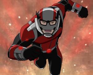 Ant-Man Scott Land Ultimate Animated