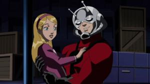 Ant-Man Scott Lang Cassie
