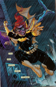 Barbara Gordon All_Star_Batgirl_1