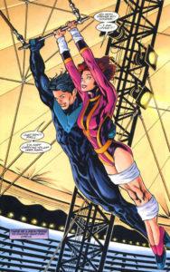 Dick Grayson Nightwing-Oracle-barbara-gordon-and-dick-grayson-10801989-641-1024