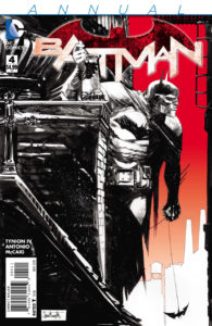 batman annual 4
