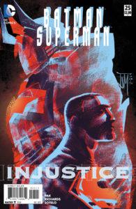 batman superman 25