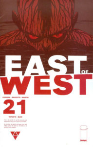 east of west 21