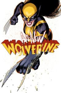 Laura Kinney All-New_Wolverine