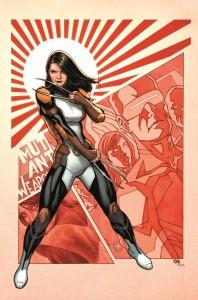 Laura Kinney All-New_X-Men_Vol_1_25_Cho_Variant_Textless