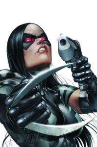Laura Kinney X-Force_Vol_3_17_Textless