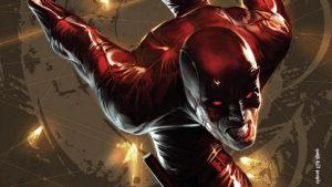 Daredevil movie looking costume
