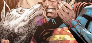 Krypto with Superman