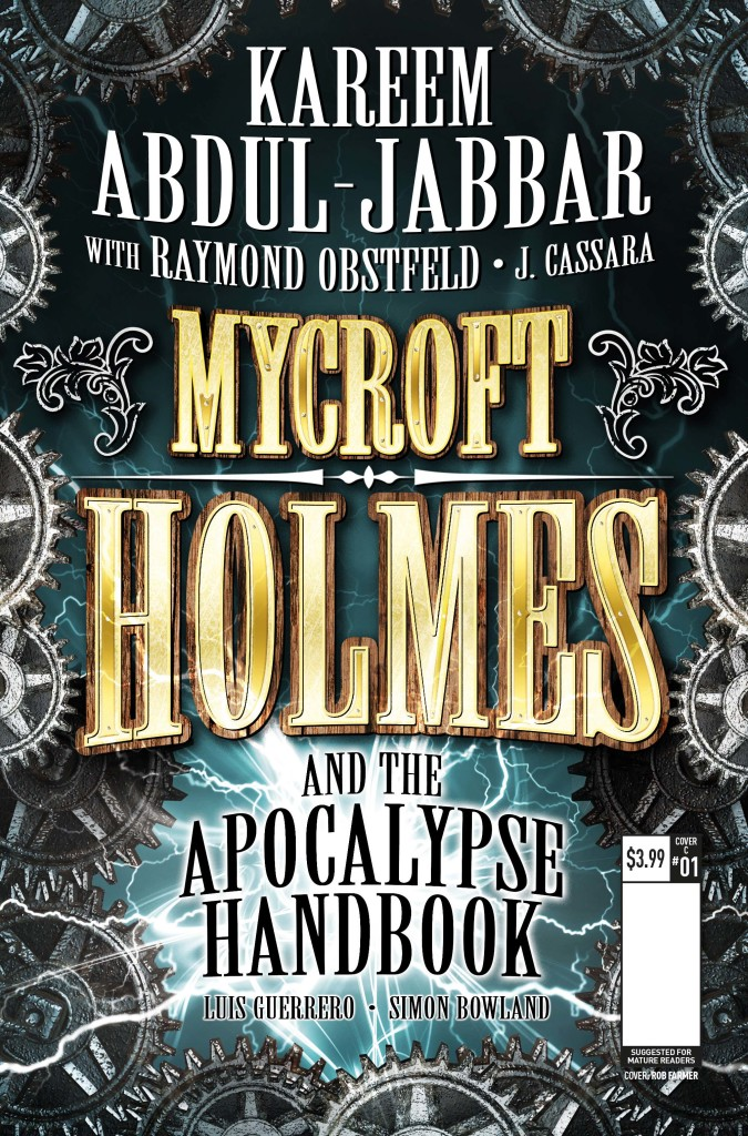 Mycroft Cover C