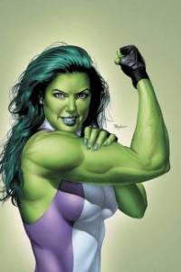 She-Hulk portrait_incredible
