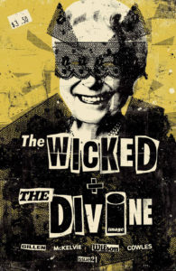 wicked divine 21
