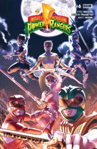 power rangers 6