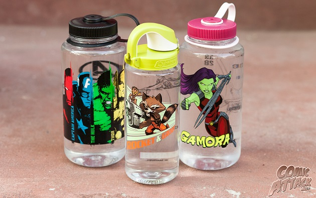 b05c7597cc You can also check out more of Nalgene's Marvel line of water bottles here!