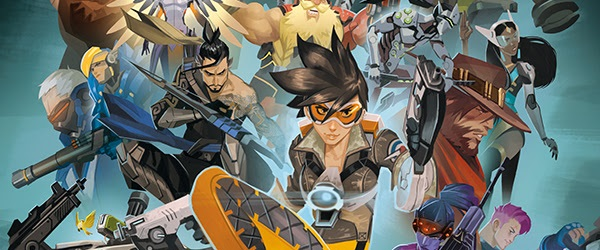 Dark Horse And Blizzard Entertainment Are Thrilled To Announce The Art Of Overwatch Limited Edition Anthology
